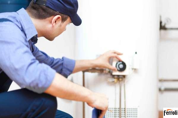reparacion calderas gas ferroli